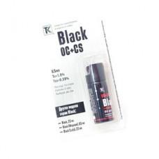 Газовый баллончик Black OS CS