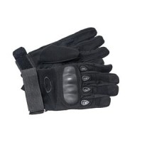 Тактические перчатки Окли черные